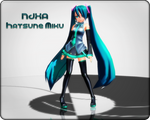 NJXA Hatsune Miku (TRADE CLOSED)