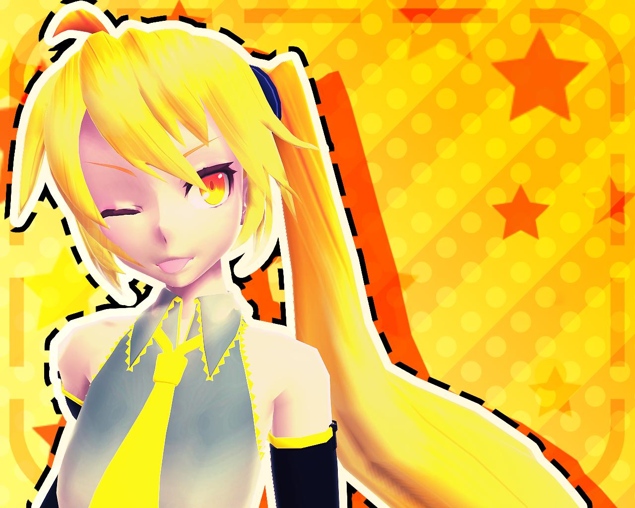 Happy Birthday Neru! by Xoriu