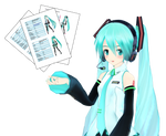 Miku Default Catalog Ver. 1.00 DL