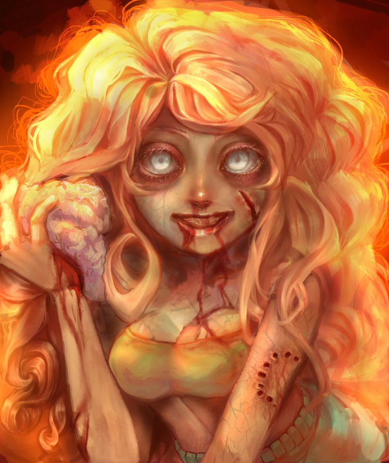 Living Dead Girl - Repost by Starrless-Obscurity