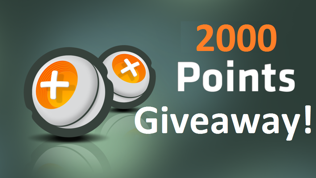 2000 Point Giveaway !!!!!!!!! by SorceressRaven