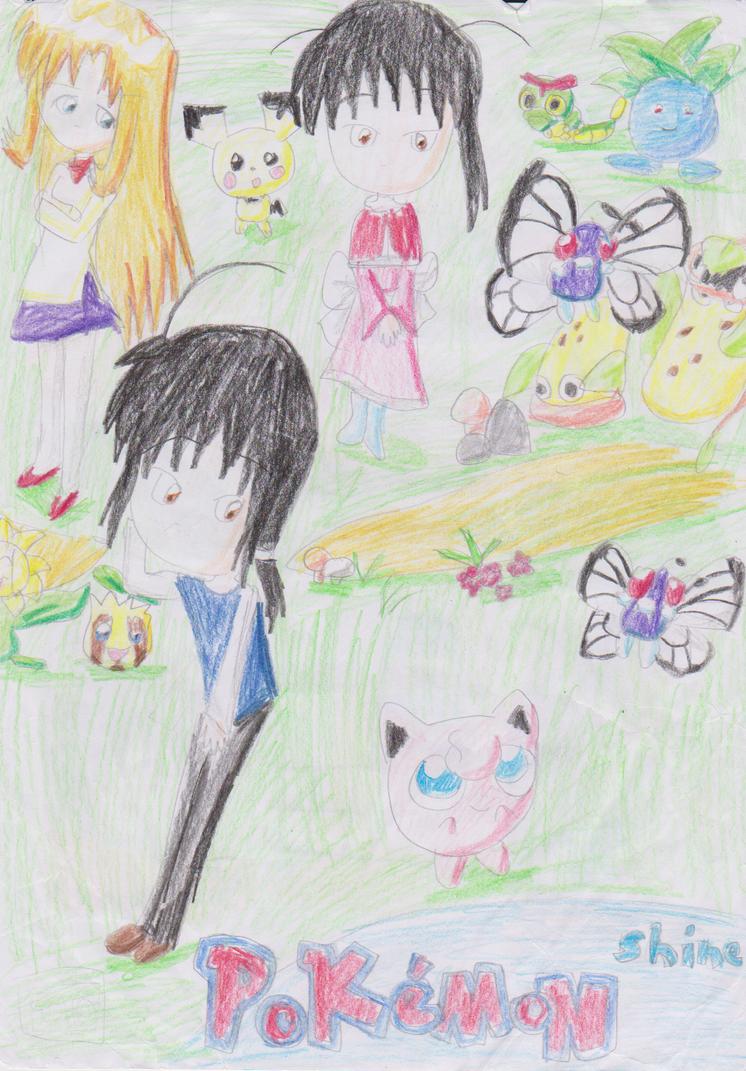 Pokemon Shine by HienFan