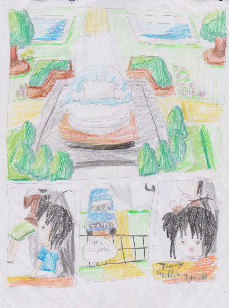 Pokemon Shine page 1 by HienFan