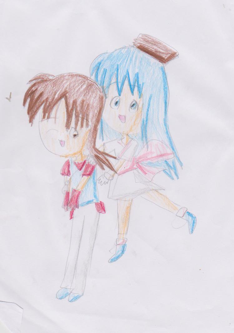 Daigo and Yuki by HienFan