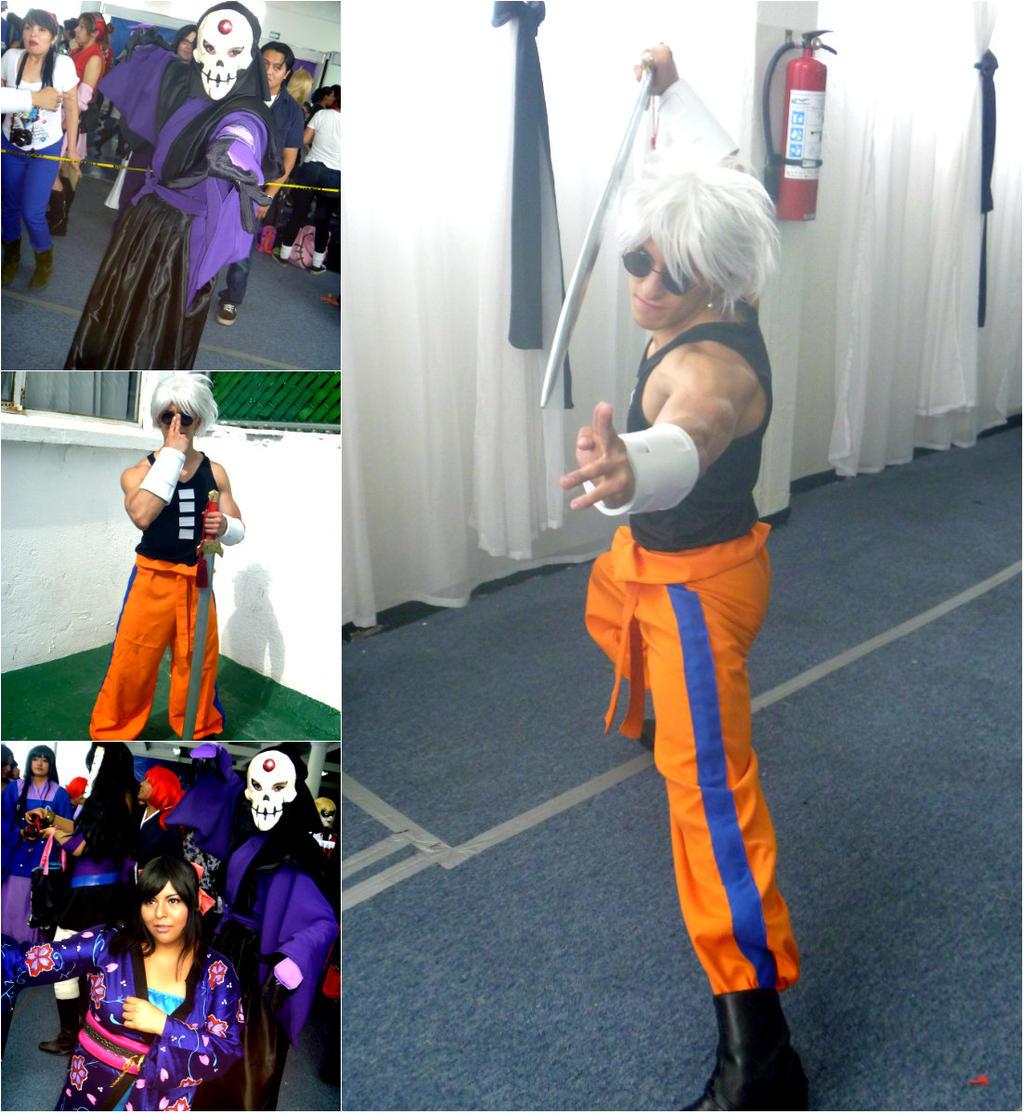 Rurouni Kenshin Jinchuu Cosplay By BlueWolfWazzu On DeviantArt