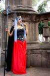 Polaris Hilda in Valhala by BlueWolfWazzu