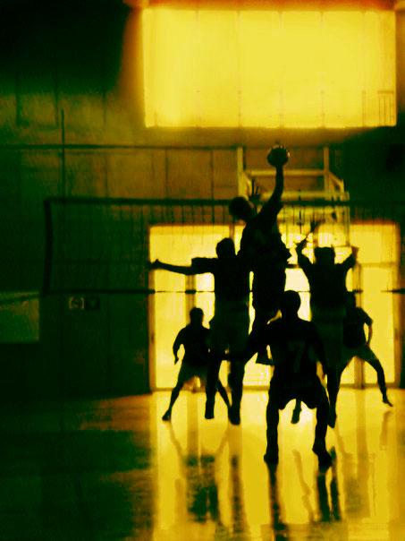 El salto hacia la victoria. by danielferpecto