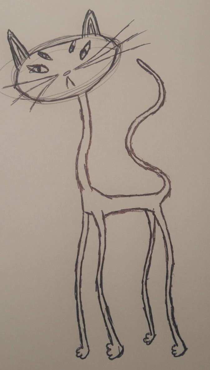 Noodle limbs by Rukisho