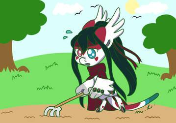 Genka's Farming Trial by CheriPearl