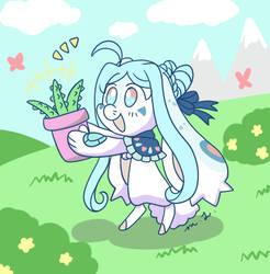 Emi's Farming Trial by CheriPearl