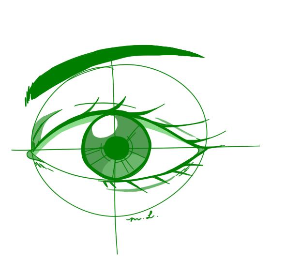 DA Eye Badge
