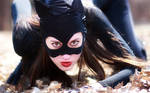 Me as Catwoman again