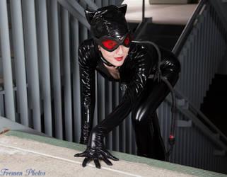 Catwomanwondercon6 by CarolineKnight