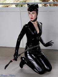 Catwoman at WonderCon 2013 (2) by CarolineKnight