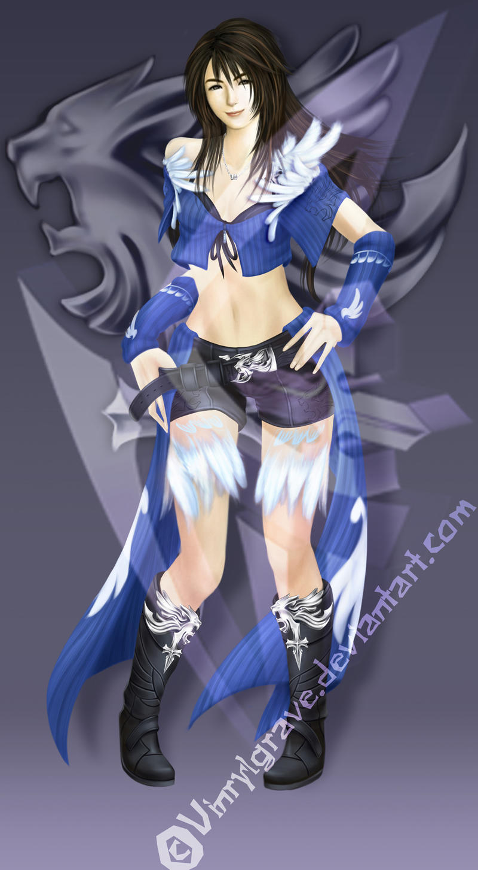 Final fantasy x cosplay porn - 1 part 4