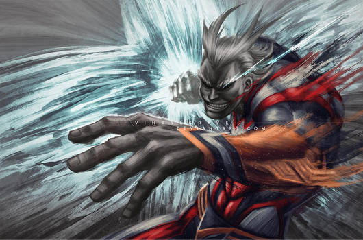 STREET FIGHTER V INCLUDE ALL MIGHT