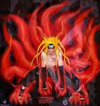 AKatsuki Team 7- Naruto AWAKEN