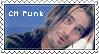 CM Punk Stamp by yandneko