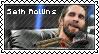 Seth Rollins Stamp by yandneko