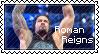 Roman Reigns Stamp by yandneko