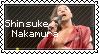 Shinsuke Nakamura Stamp by yandneko