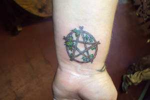 Wiccan by horrorink
