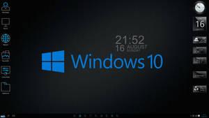 Windows 10 Black edition