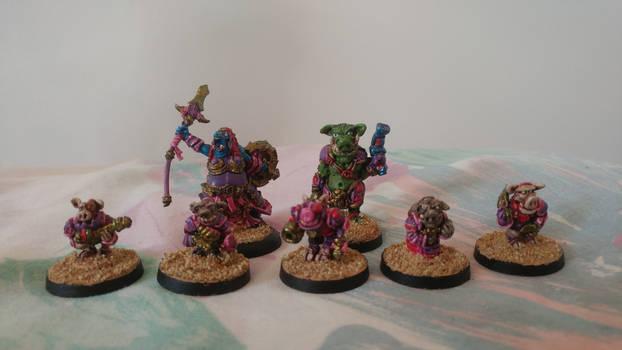 More Oggum Warpigs