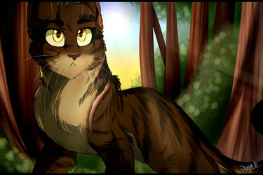 Day 1 - 30 Day Warrior Cat Challenge! by LostMews
