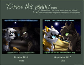 Draw This Again! - Chapter 6 Redraw by LostMews