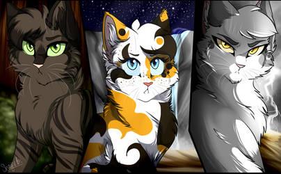 Lost Mews Book Cover! by LostMews