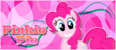 Pinkie Pie Signature by toruviel