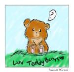 We luv Teddy Bears