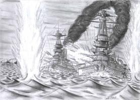 Ultima Ratio Britanniae by Kaiser-Conti
