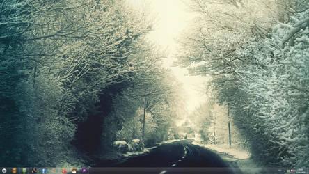 winter by enuazeal