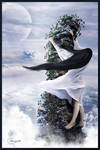 Par-dela les nuages