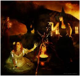 Halloween by Maelinn by maelinn