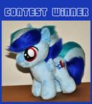 Contest Winner - Blue Sparkle