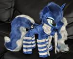 Princess Luna in socks
