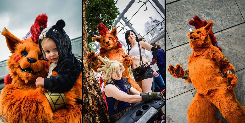 Photos from Book Fair Leipzig by Sethaa