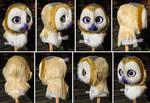 Kemono Barn Owl - Freckle