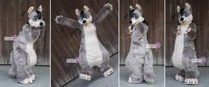 Toony Wolf Fullsuit - Sereas