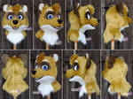 Garuo - Toony Raccoon Head by Sethaa