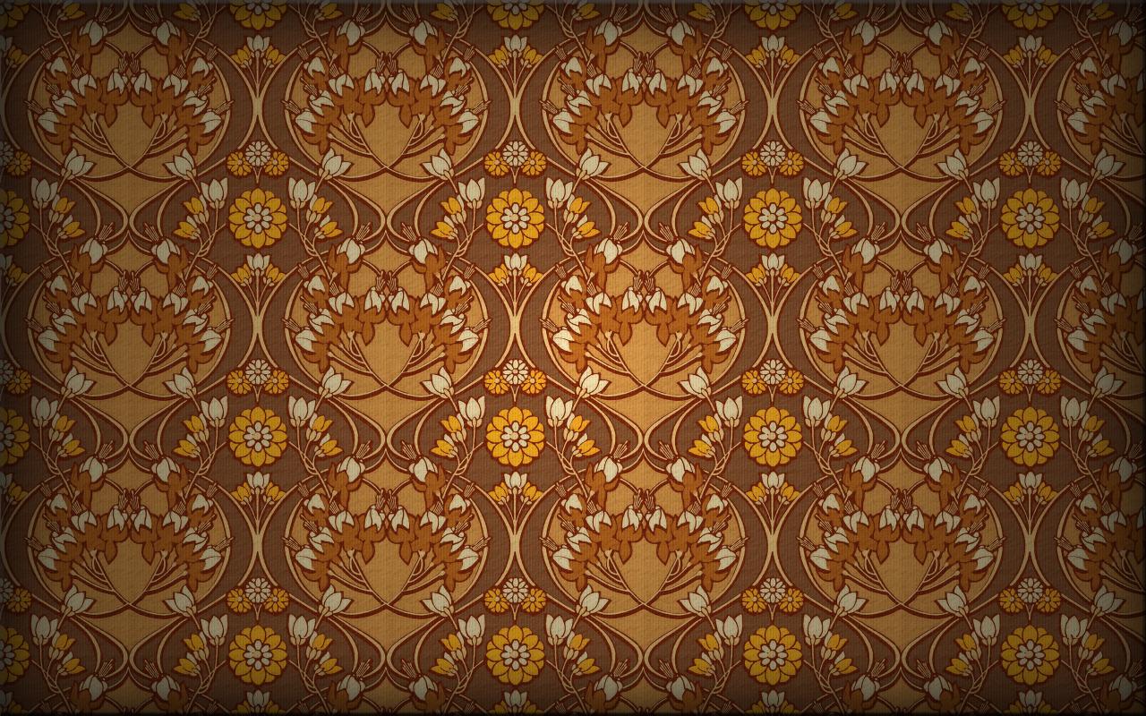 wallpaper 'blumenranke' by elpanco