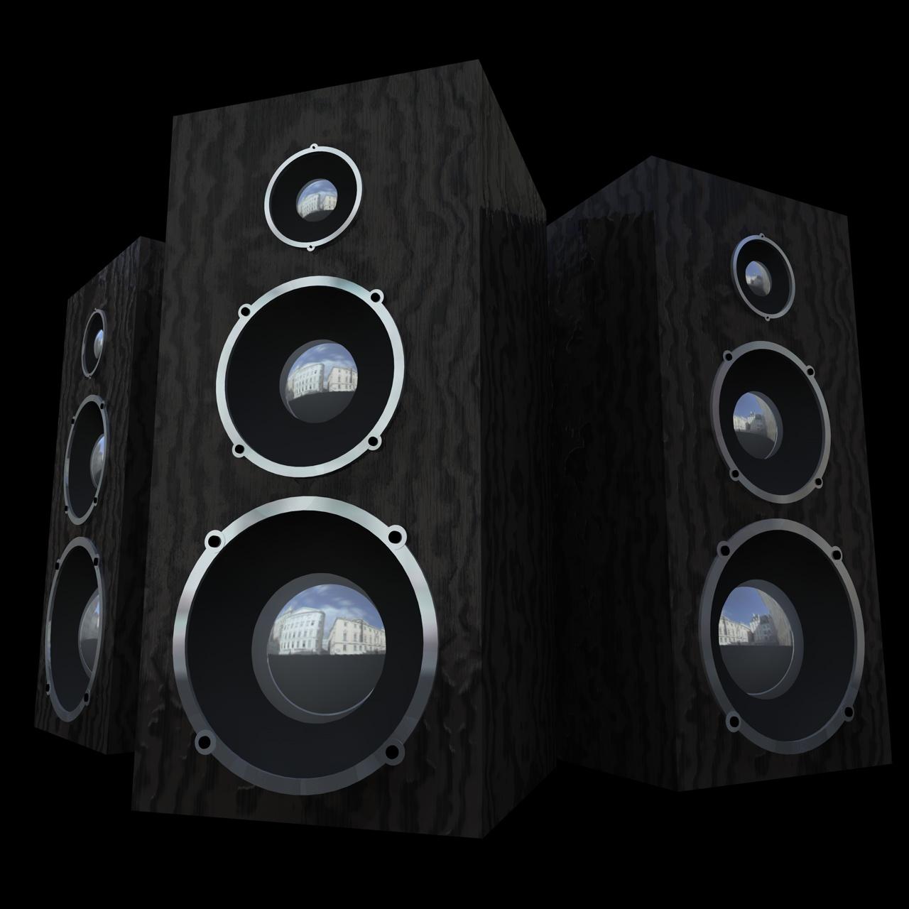 Speakerbox By Elpanco On Deviantart