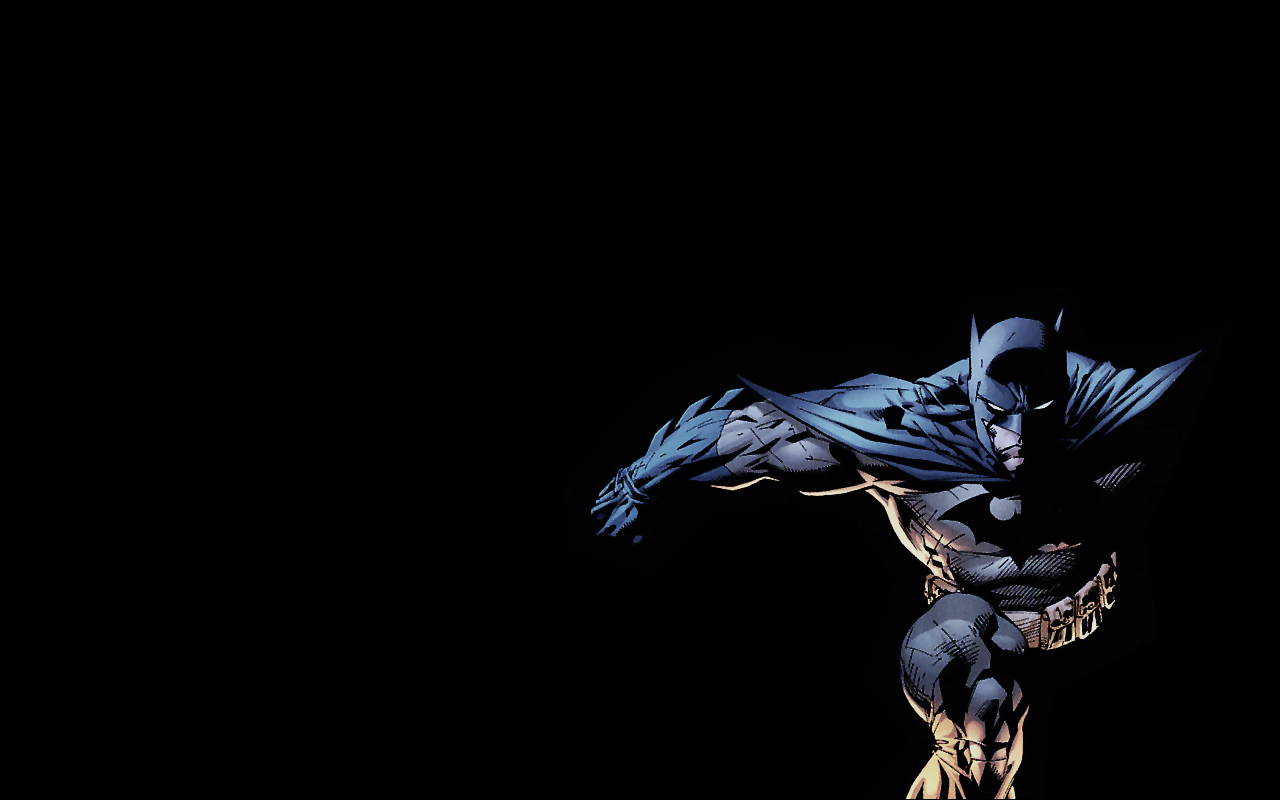 batman wp - jim lee by elpanco