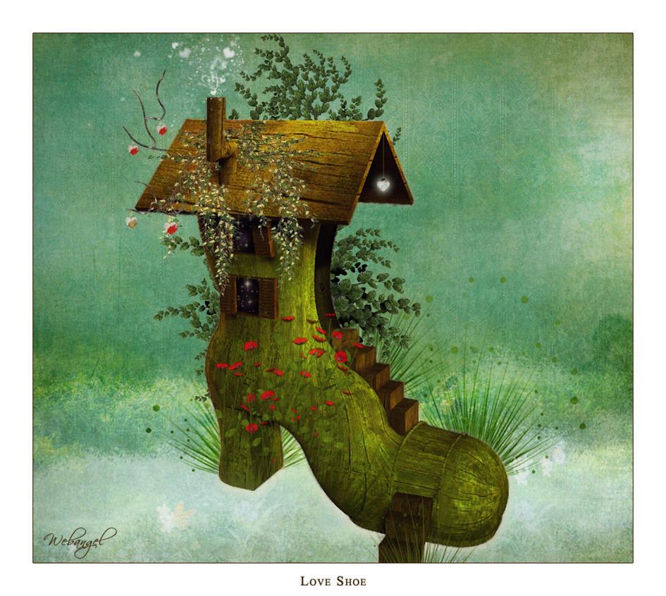 Love Shoe by webangel