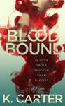 Book Cover Design for Blood Bound