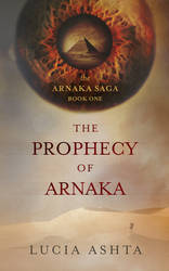 Book Cover Design for The Prophecy of Arkana by ebooklaunch
