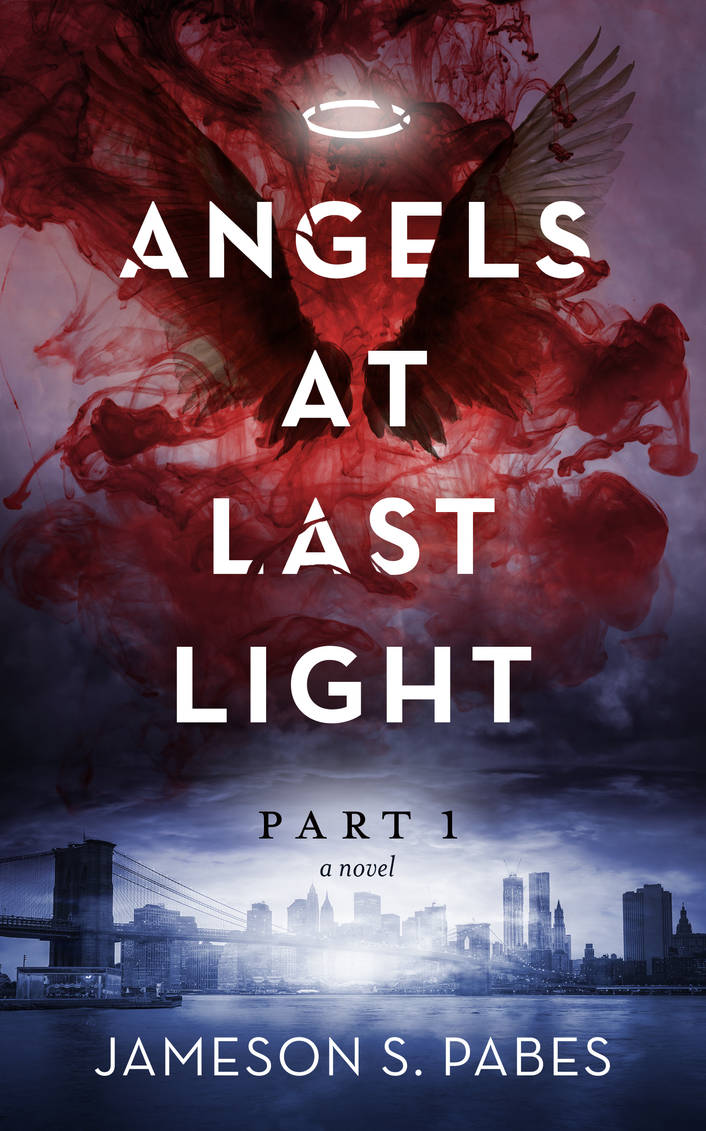 Book Cover Design for Angels at Last Light by ebooklaunch